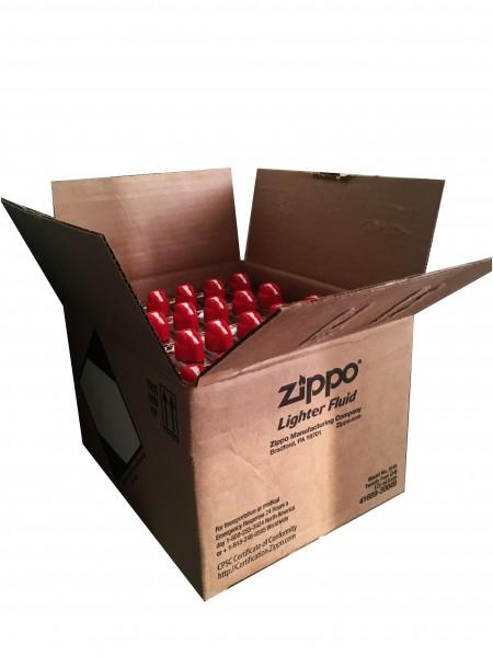 24 Pullen Karton ORIGINAL ZIPPO Feuerzeug Benzin