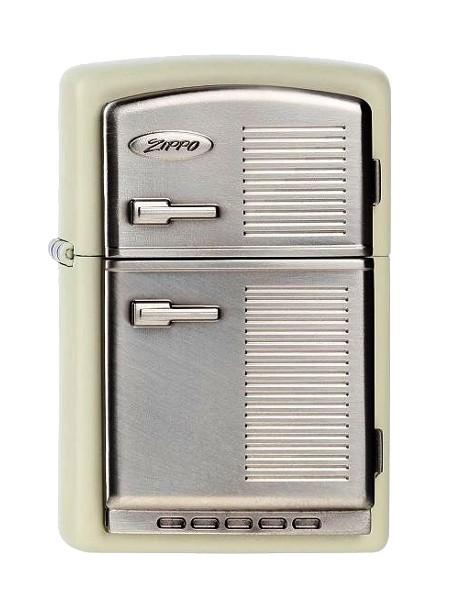 Zippo ® Feuerzeug Refrigerator Emblem