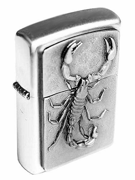 Zippo Skorpion Emblem