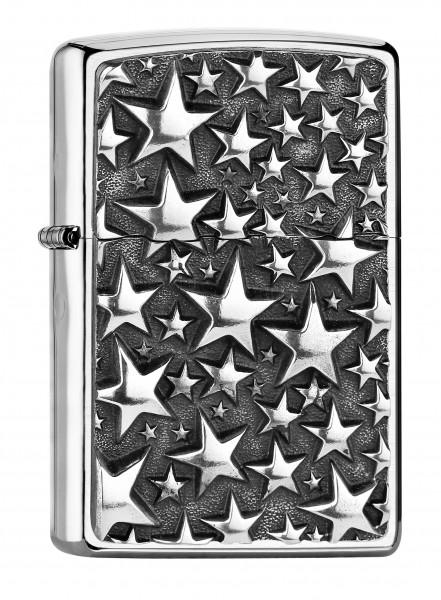 Zippo ® Feuerzeug Little Stars Emblem