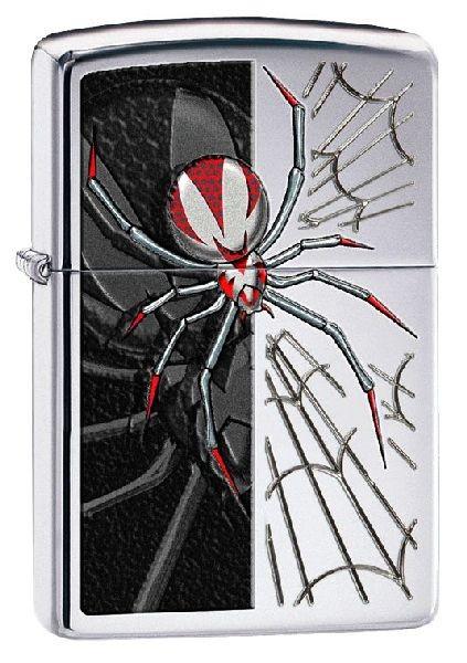Zippo ® Feuerzeug Spider | Neu Kollektion 2015