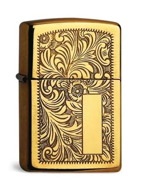 Zippo ® Feuerzeug Venetian Brass