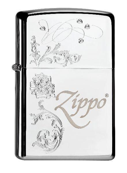 Zippo ® Feuerzeug Zippo With Pattern II | Neu Kollektion 2015