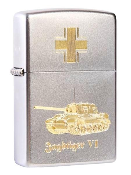 Zippo Feuerzeug Panzerjäger Jagdtiger VI Gravur