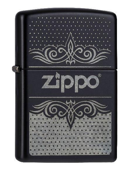 Zippo ® Feuerzeug Zippo Logo Pattern | Neu Kollektion 2015