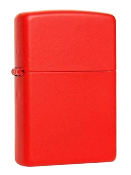 Zippo ® Feuerzeug Red Matte