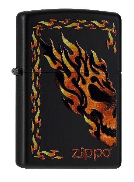 Zippo ® Feuerzeug Flaming Tattoo | Neu Kollektion 2015