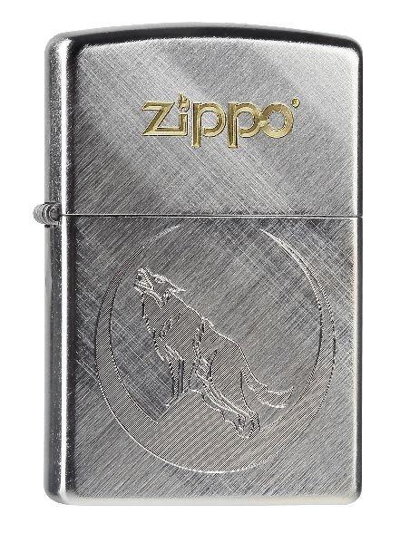 Zippo ® Feuerzeug Wolf | Neu Kollektion 2015