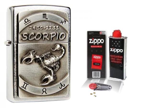 Zippo Zodiac Scorpio