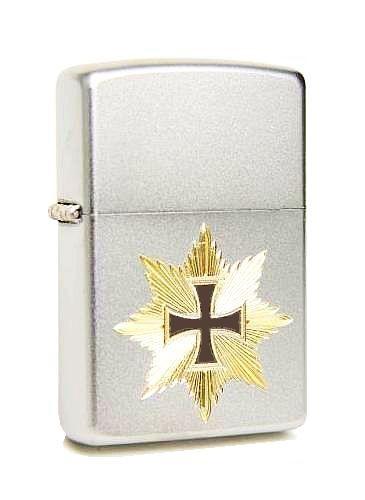 Zippo Eisernes Kreuz Blücherstern