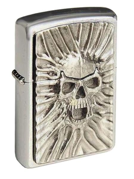 Zippo Feuerzeug Scream Of Sand Emblem