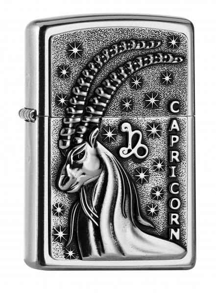 Zippo Sternzeichen Steinbock | Capricorn Emblem