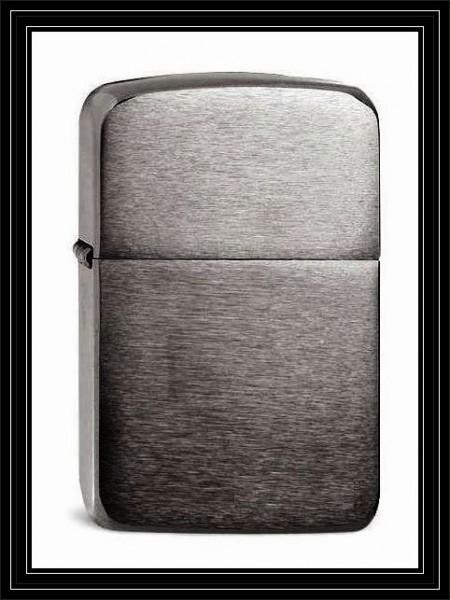 Zippo ® Feuerzeug Replica 1941 Black Ice
