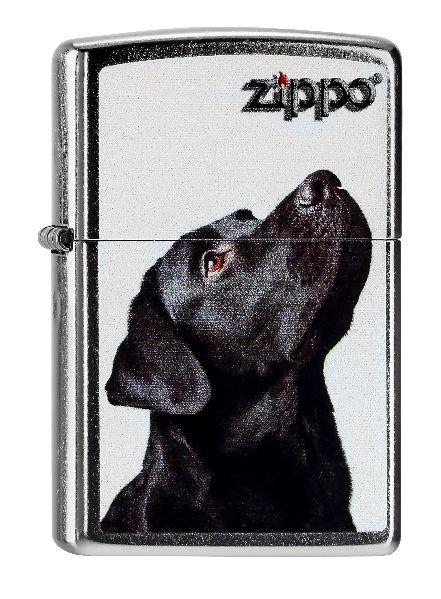 Zippo ® Feuerzeug Black Lab | Neu Kollektion 2015