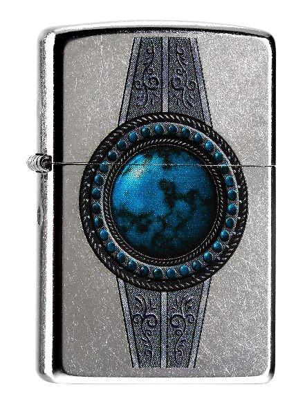 Zippo ® Feuerzeug Turquoise Belt | Neu Kollektion 2015
