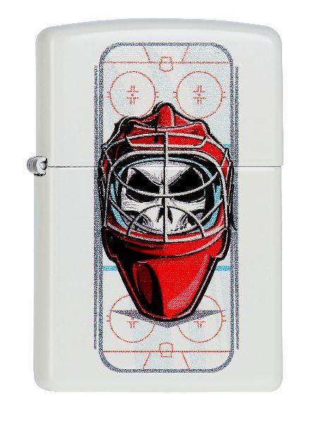 Zippo ® Feuerzeug Hockey Goalie | Neu Kollektion 2015
