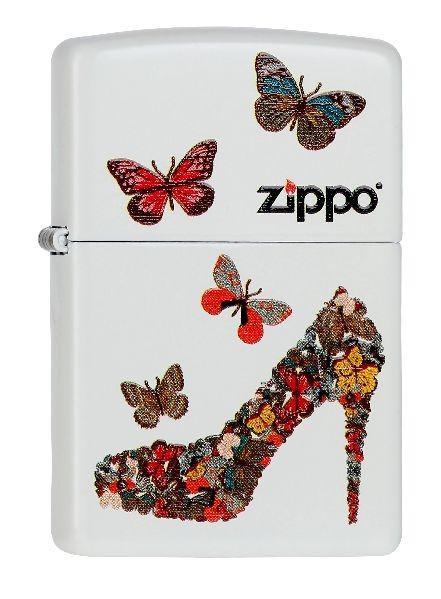 Zippo ® Feuerzeug Butterfly Shoe   Neu Kollektion 2015