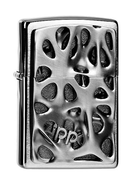 Zippo ® Feuerzeug Voronoi Emblem
