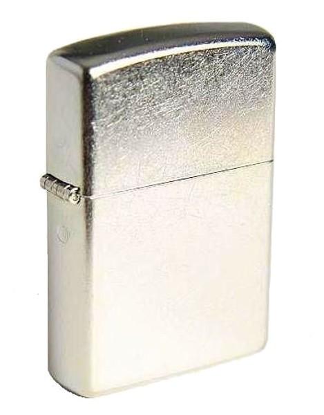 Zippo ® Feuerzeug Street Chrome